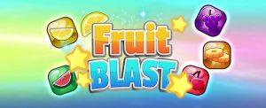 Fruit Blast เกมสล็อตจับคู่ผลไม้