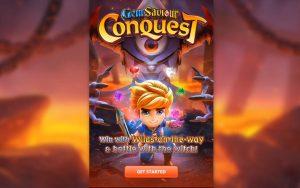 Gem Saviour Conquest การผจญภัยของผู้กอบกู้ เกมสล็อตใหม่น่าเล่น